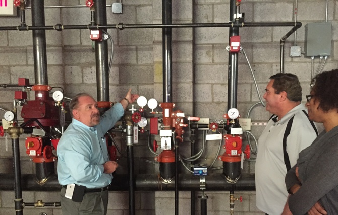 Fire Sprinkler Training Course