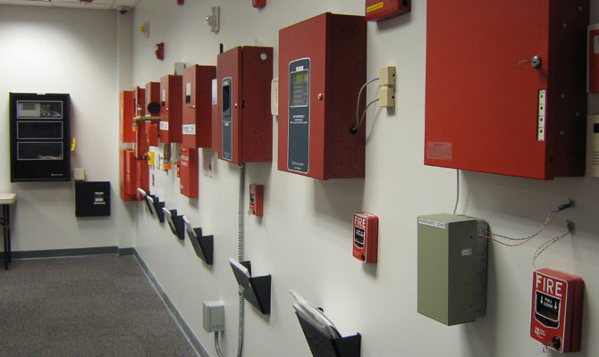 Fire Alarm Training Lab